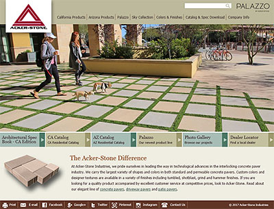 Acker-Stone Industries - (Manufacturer)